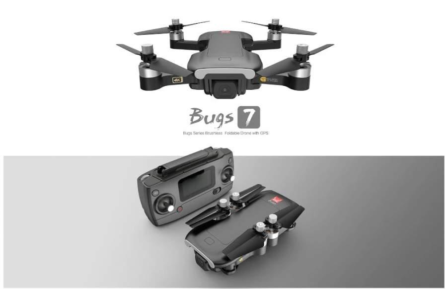 Dron MJX Bugs B7 4K