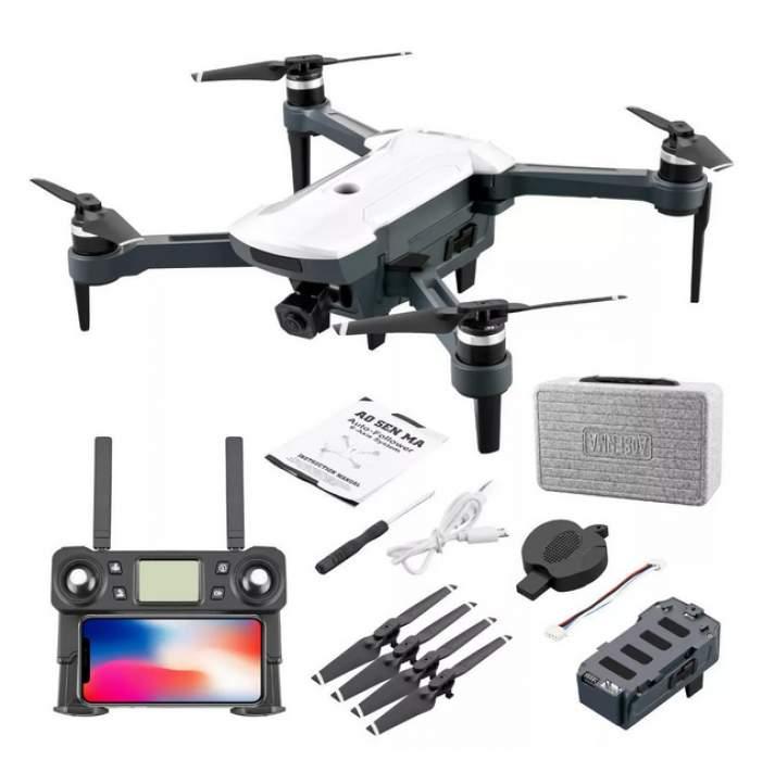 Tani dron CG028 z kamerą 4K
